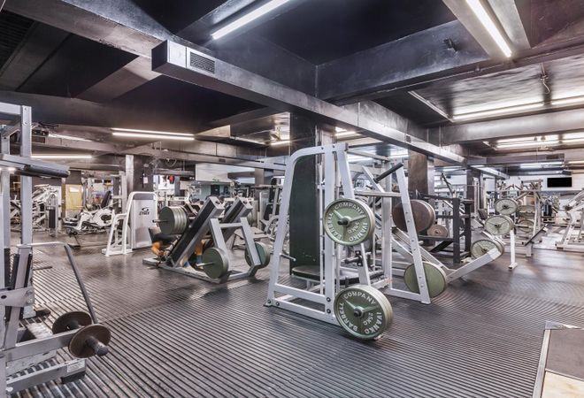 Zone Gym