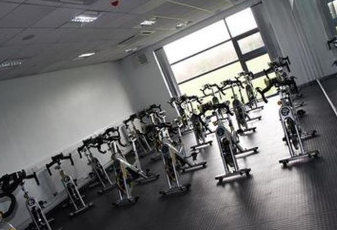 Hopwood Hall Gym picture