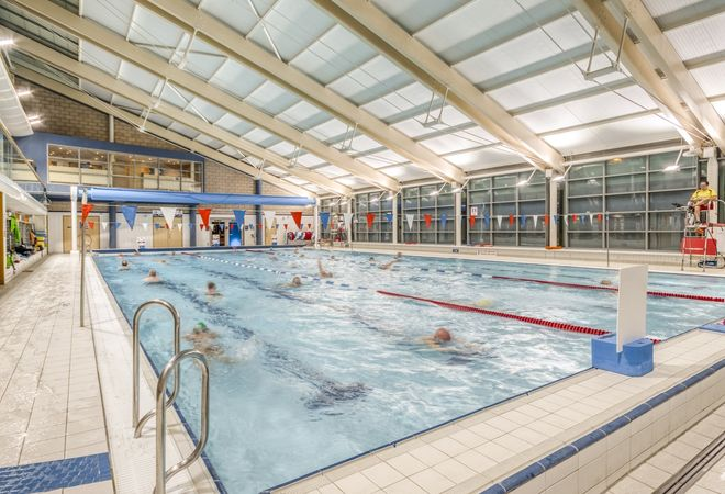 Loughton Leisure Centre picture