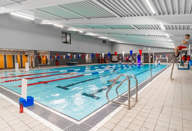 Waltham Abbey Swimming Pool picture