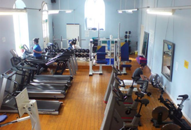 Images Health and Fitness Club picture