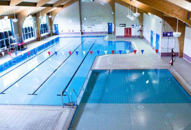 Everyone Active Plympton Swimming Pool