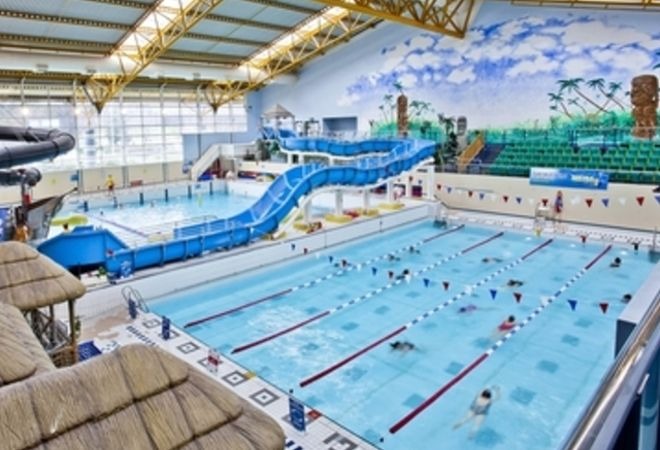 Hillsborough Leisure Centre picture