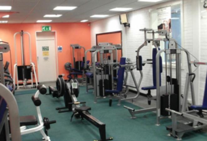 Holmes Chapel Leisure Centre picture