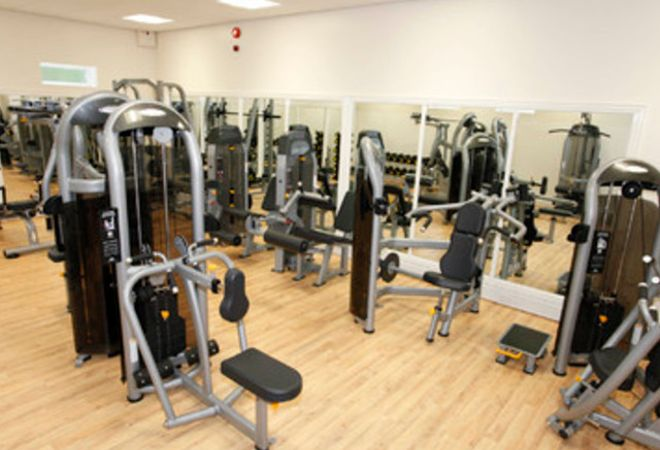 Knutsford Leisure Centre picture