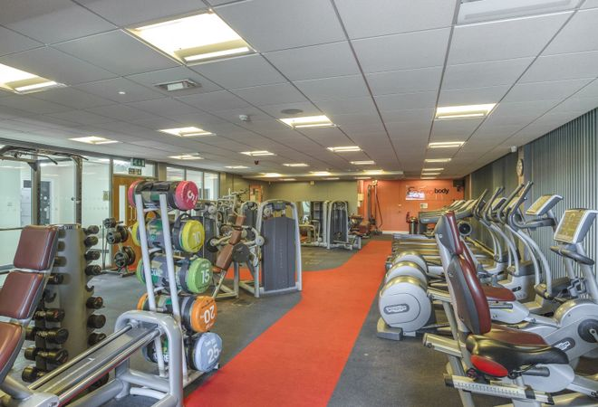 Poynton Leisure Centre picture