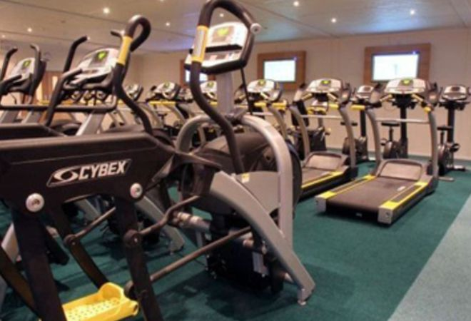 Gym Equipment at Soccer Sensations Hull