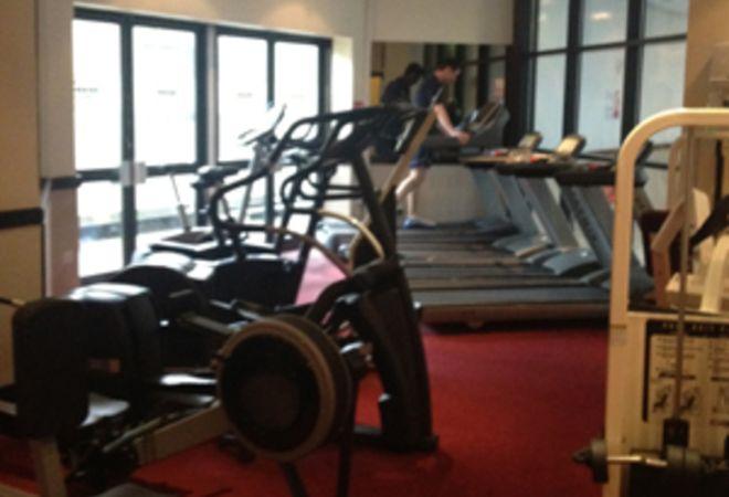 Gym Equipment at Club Moativation Glasgow