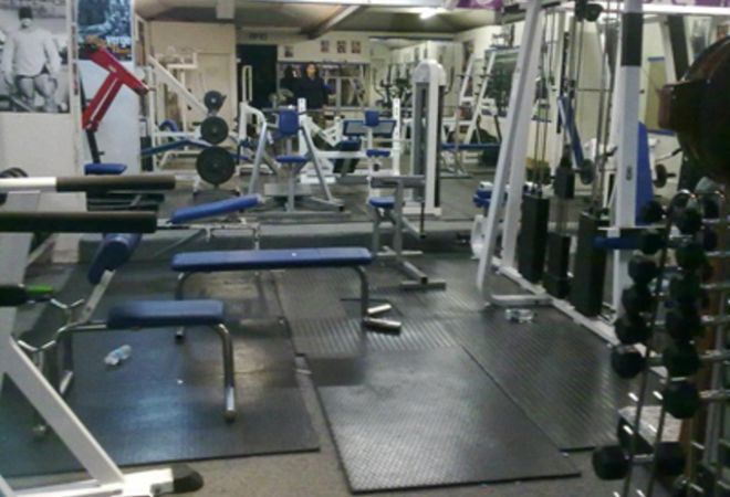 Mr Muscle Fitness Gymnasium