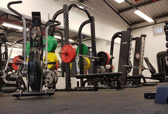 Tone Zone Fitness Centre picture
