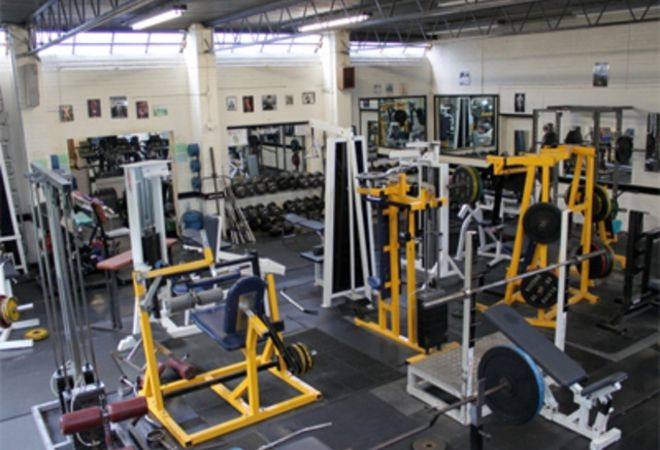 Dartford Gym picture