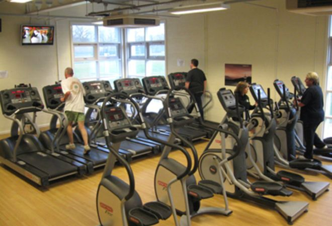 GYM EQUIPMENT AT POWER FOR LIFE COVENTRY