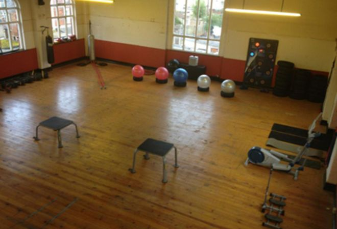 mikebussPT Fitness Centre picture