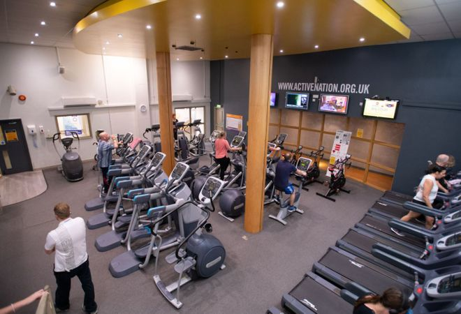 Green Bank Leisure Centre