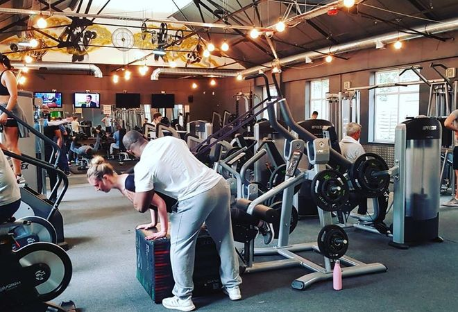 Energie Fitness Enfield picture