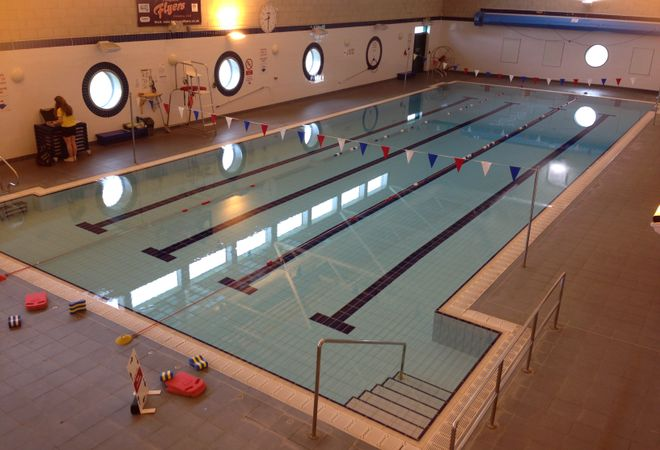 Fishguard Leisure Centre