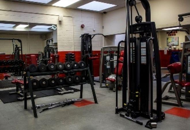 Battersea Sports Centre picture