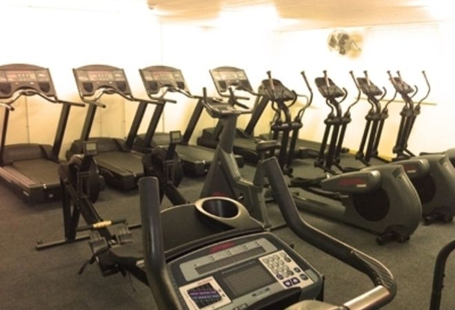 treadmills at Braventis Leisure Centre Chester