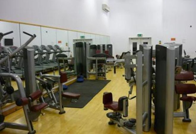 main gym area at Sport at Kenton