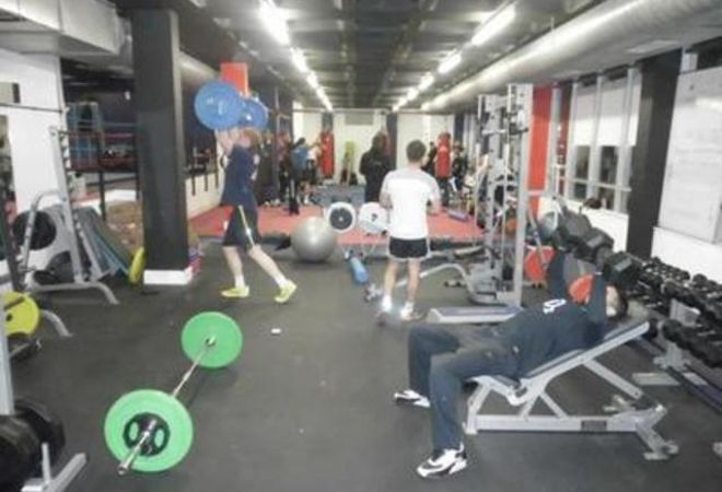 Fighting Fit City Gym