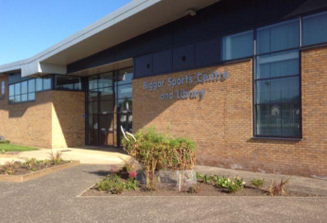 Biggar Sports Centre