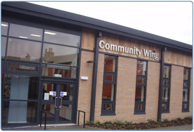 Blackwood and Kirkmuirhill Community Wing