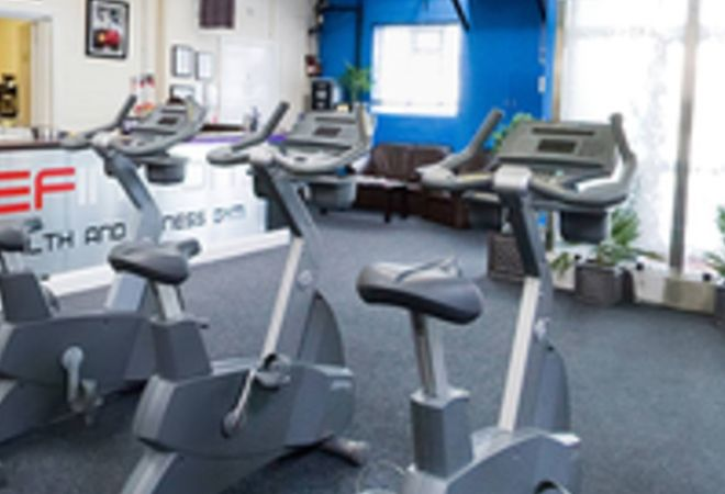 Definitions Health & Fitness Gym