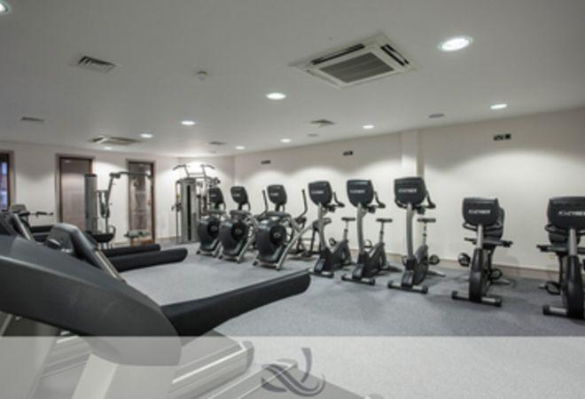 Cardio Equipment at Boldon Fitness Club at The Quality Hotel Boldon