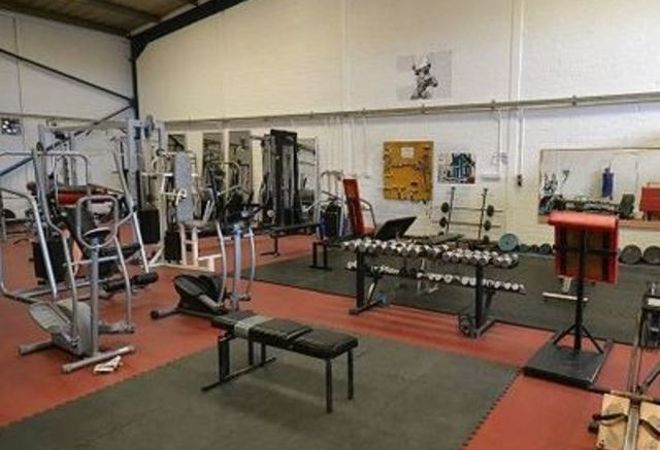 The Rack Gymnasium
