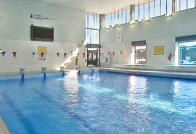 Pool @ Tryst Sports Centre