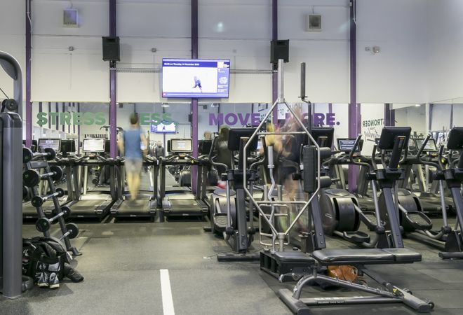 Royal Holloway University of London Fitness Suite picture