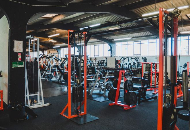 Zeus Gym picture