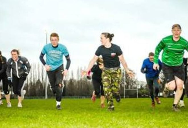 Military Fitness 4U - Basingstoke
