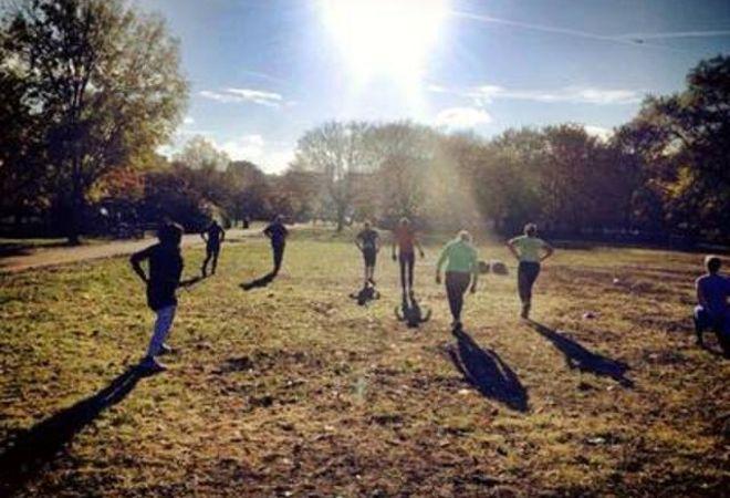 KeepFit Boot Camp - Regents Park