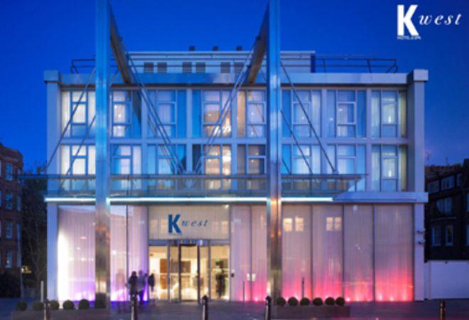 K SPA AT K WEST HOTEL LONDON