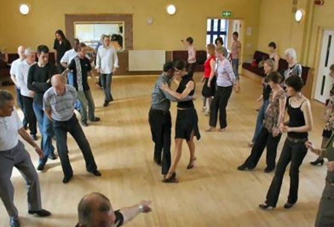 Tango Federico - Chiswick Town Hall