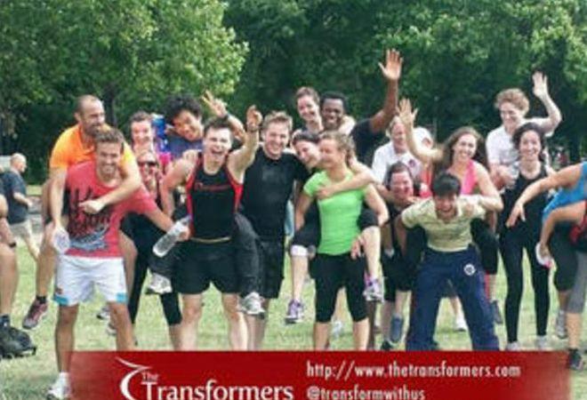 The Transformers - Clapham Common