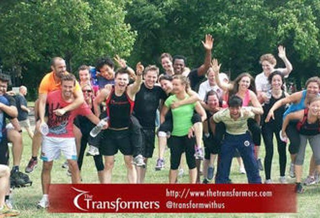 The Transformers - Clapham Manor Primary School