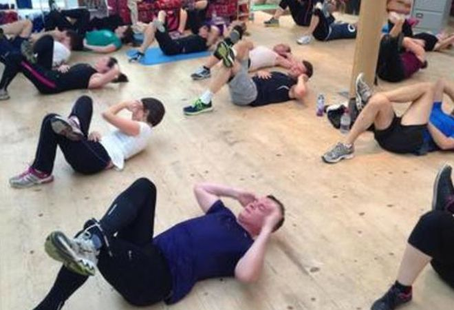 SW4 Fitness - St Peter's Hall
