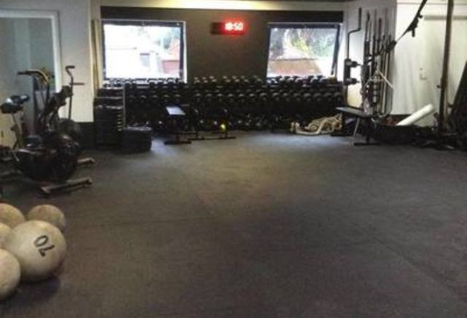 White Noise Gym picture