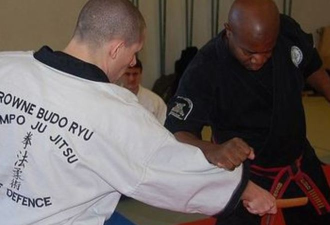 Kempo Jujitsu Self Defence- Waterfront Leisure Centre
