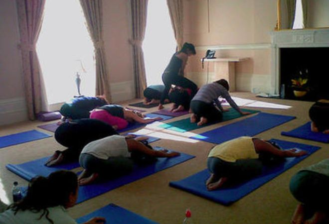 Yogasphere Class