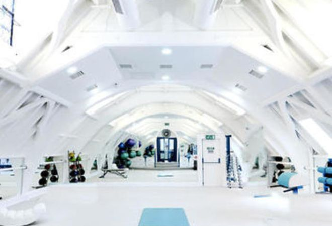 Yogasphere facilities