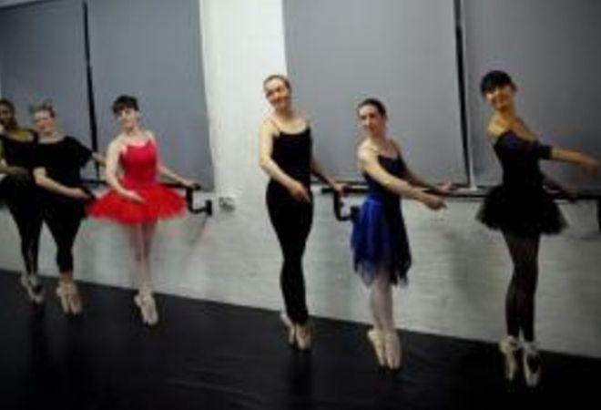 Dancers Health class