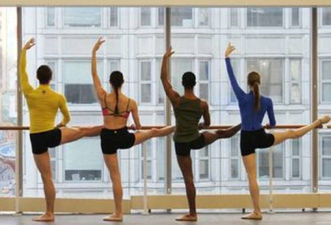 The London Dance Company - Barre