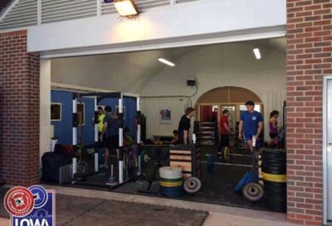 London Olympic Weightlifting  Academy