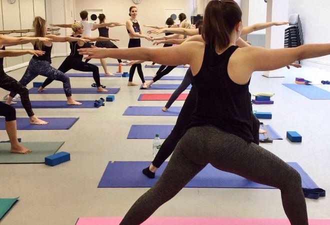 Yoga with Olivia