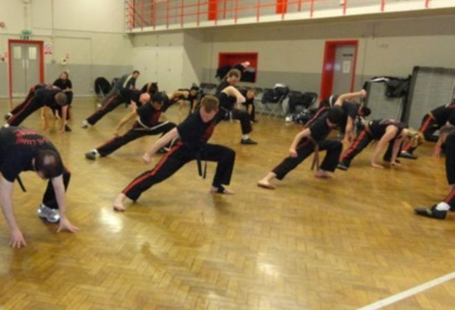 Fighting Fit - Kingfisher Leisure Centre