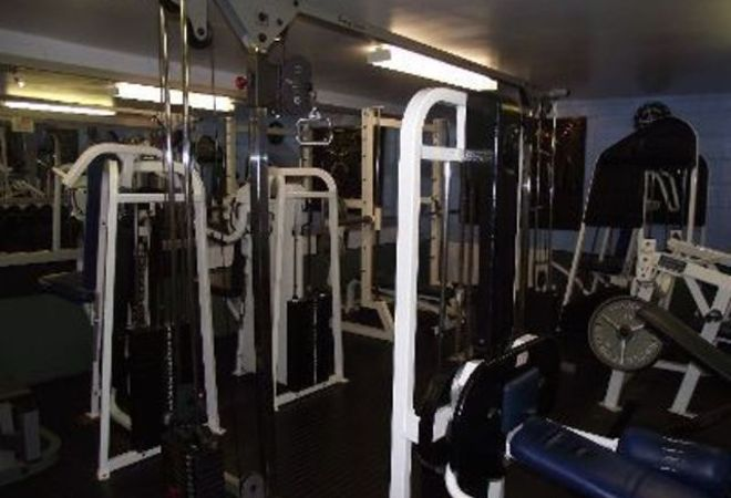 Gym Equipment at Fitness Factory Ellesmere Port