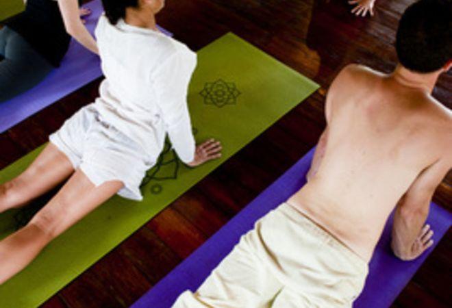 Yoga With Charli - Swiss Cottage